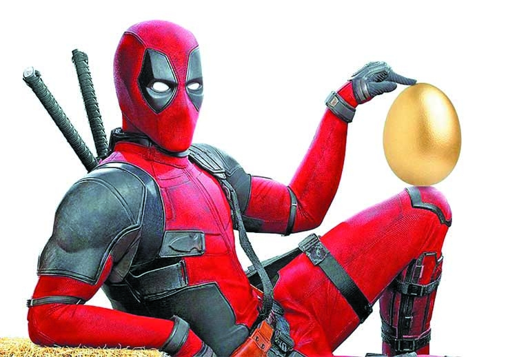 Deadpool 2 full of graphic humor and adrenalin