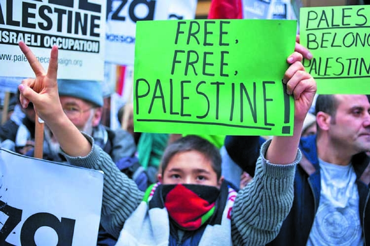Palestinians aren't people?
