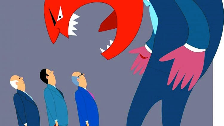 How anger can become an 'emotional contagion'