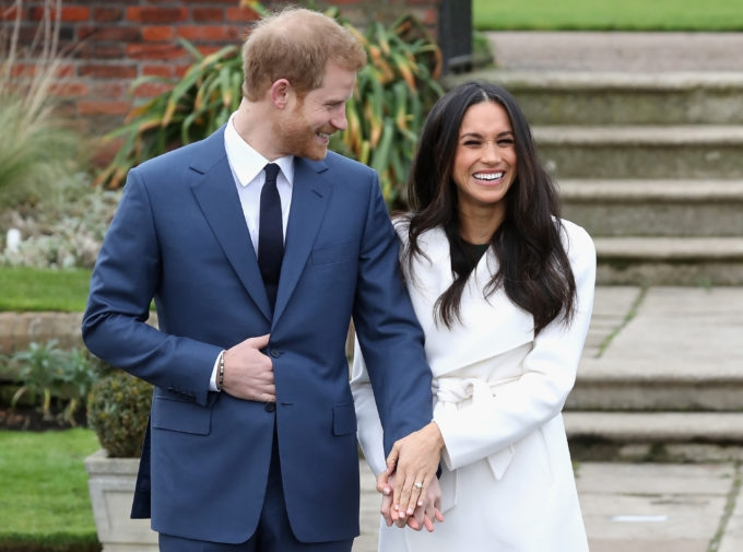 Harry and Meghan go straight to work after lavish wedding