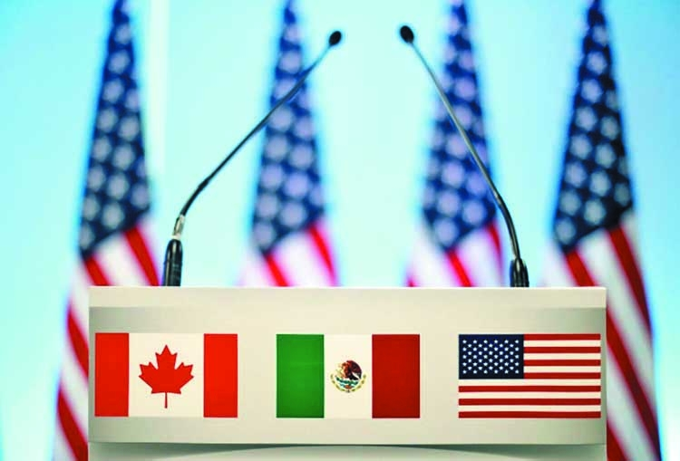 US underscores importance of concluding new NAFTA