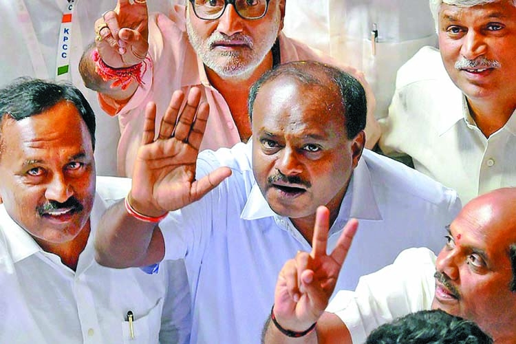 Karnataka provides 'united opposition' template for 2019 election