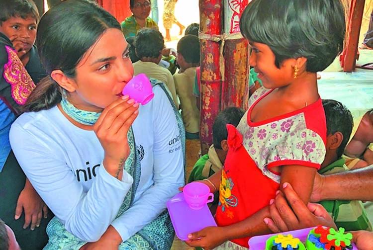 'Rohingya children's future looks bleak'