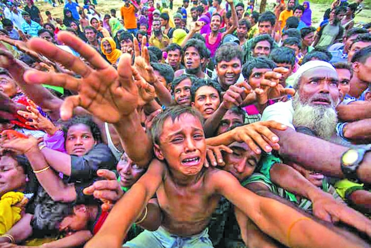 WFP seeks more support for Rohingyas