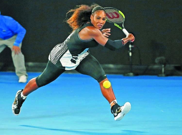 Returning Serena ready to deny Paris convention