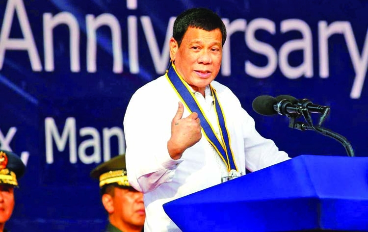 Drug suspects to stay in jail if they want to live longer: Duterte
