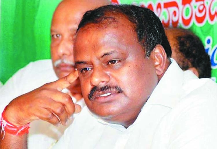 Karnataka gets second chief minister in a week