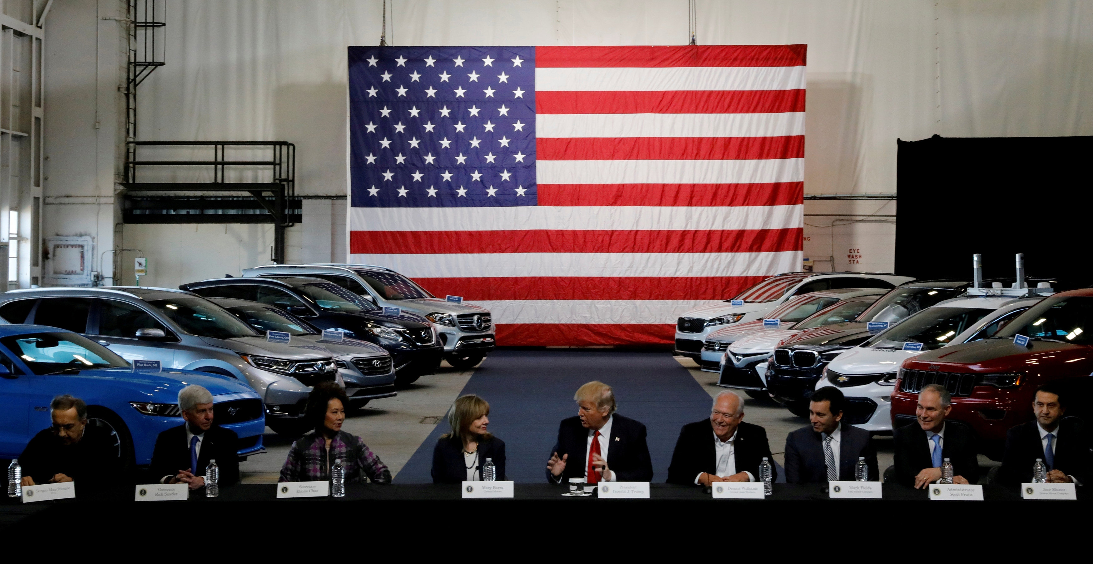 Trump launches US car import probe