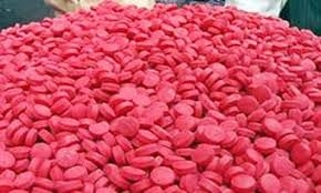 2.5 lakh Yaba pills seized in Teknaf