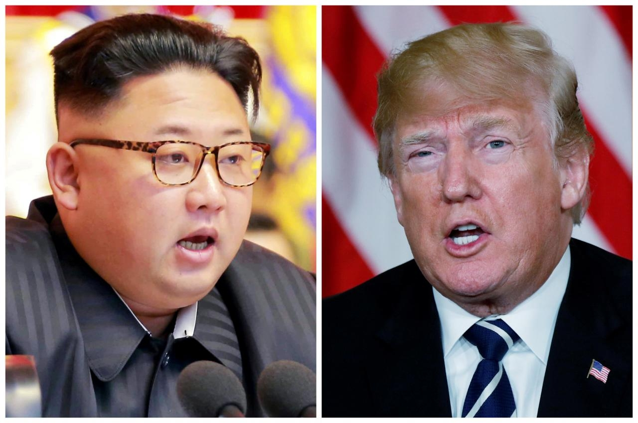 Trump calls off North Korea summit
