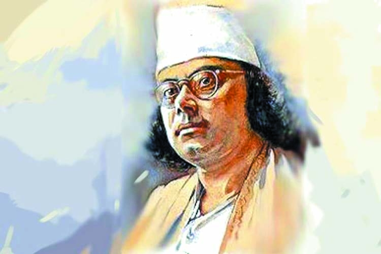 Ageless Nazrul awakens the nation as national poet