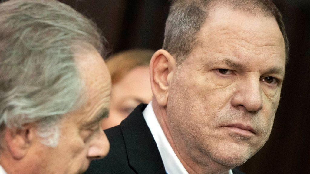Harvey Weinstein released on $1m bail