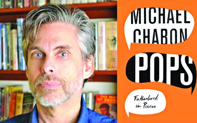 Pops by Michael Chabon: A quiet look at fatherhood and writing
