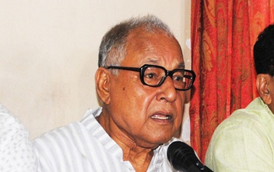 Strong movement if legal movement fail: Nazrul