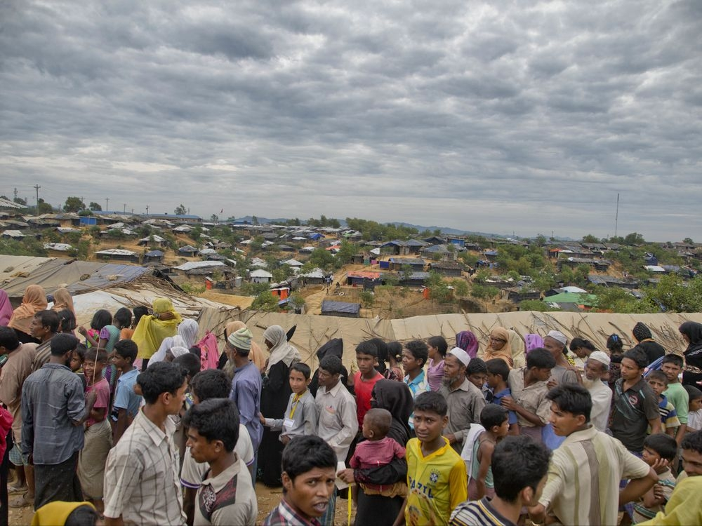 Experts for quick repatriation of Rohingyas