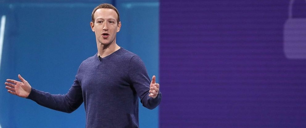 Facebook shares users' data with other companies