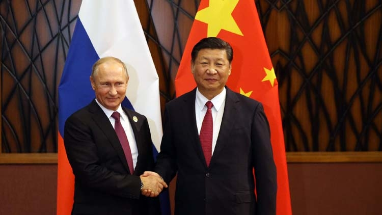 Putin's China visit strengthens  Sino-Russia bonds