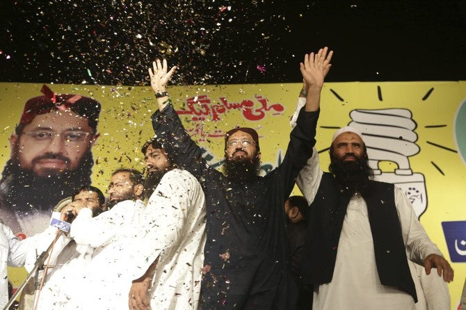 Pakistan refuses to allow Islamist party to enter elections