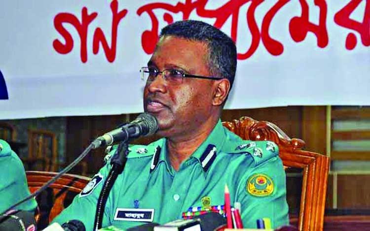 Mahbubur Rahman takes over as CMP Commissioner