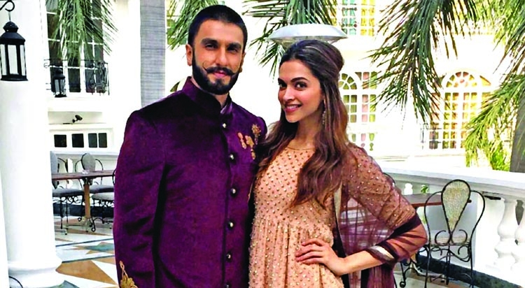 Deepika, Ranveer also to  walk the aisle in Italy