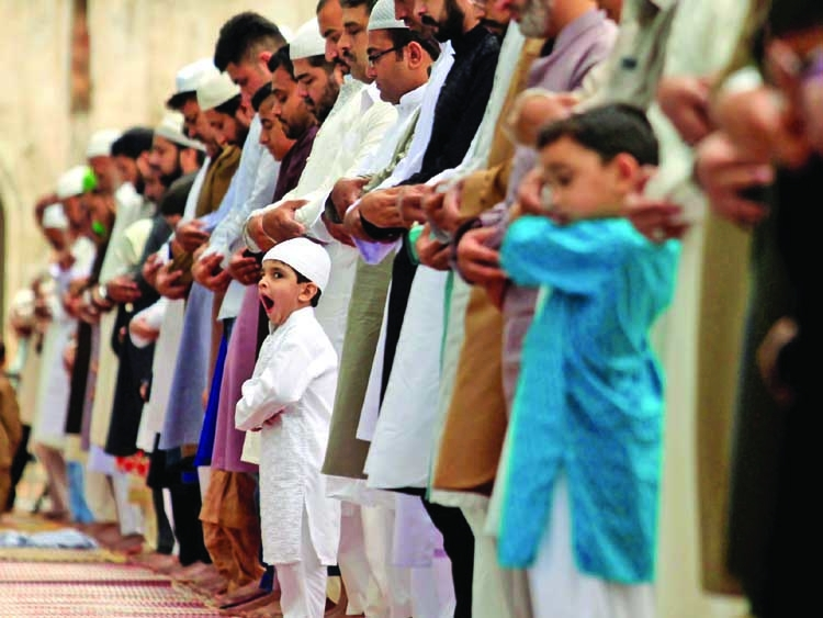 Eid-ul-Fitr 2018 celebrations worldwide