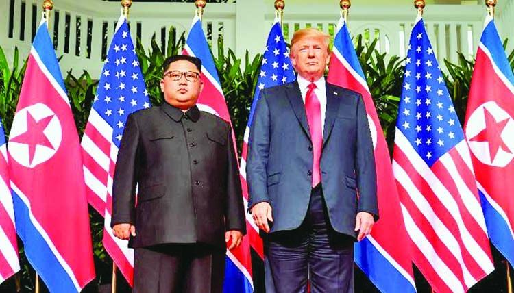 North Korea no longer a nuclear threat: Trump