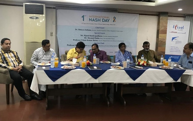 Experts raise NASH alarm