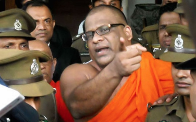 Sri Lanka jails anti-Muslim Buddhist monk
