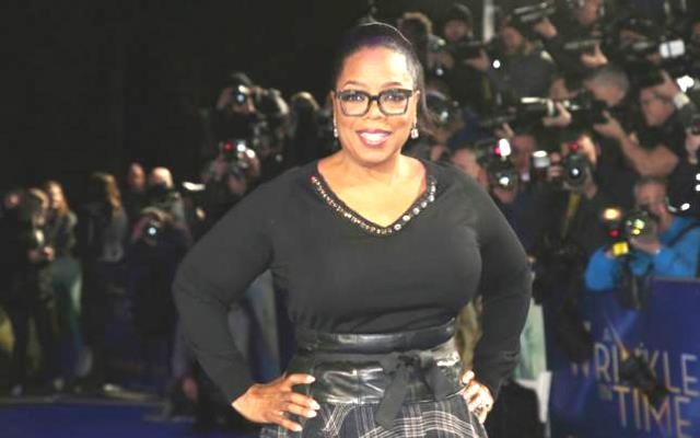 Apple announces content deal with Oprah