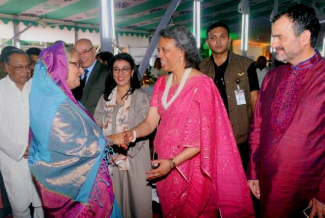 Democracy now well-protected, says PM Sheikh Hasina
