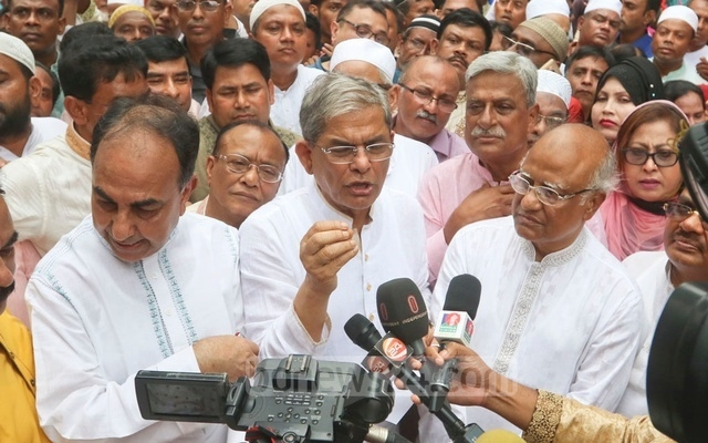 BNP leaders unable to meet Khaleda Zia on Eid