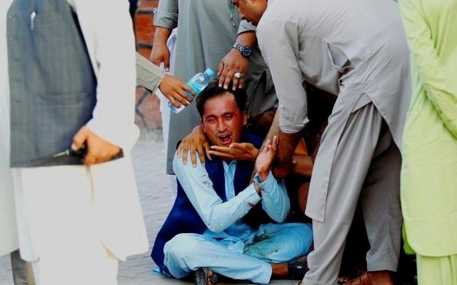 Eid car bomb kills 26 in Afghanistan