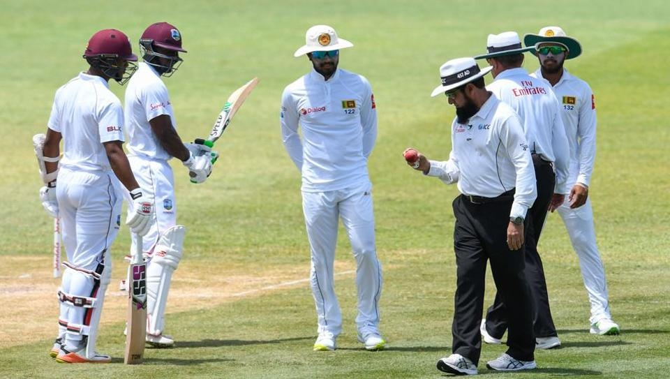 Sri Lanka captain Chandimal charged with changing ball