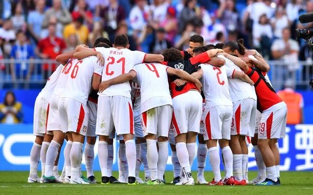 Serbia beat Costa Rica 1-0