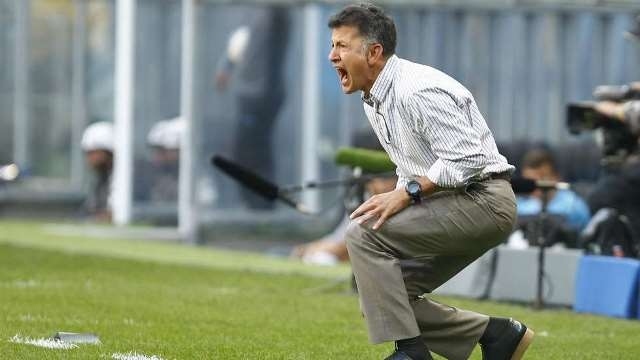 We defended with all our hearts: Mexico coach