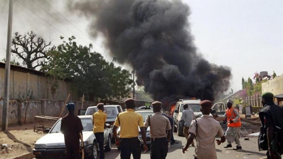 Suicide blasts in NE Nigeria kill 31