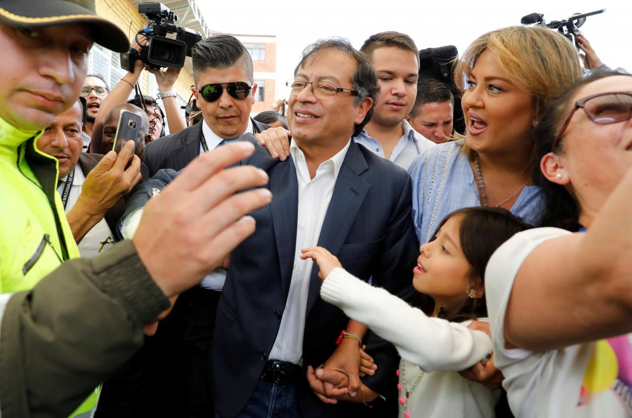 Colombia's Petro accepts defeat, says will not govern 'for now'
