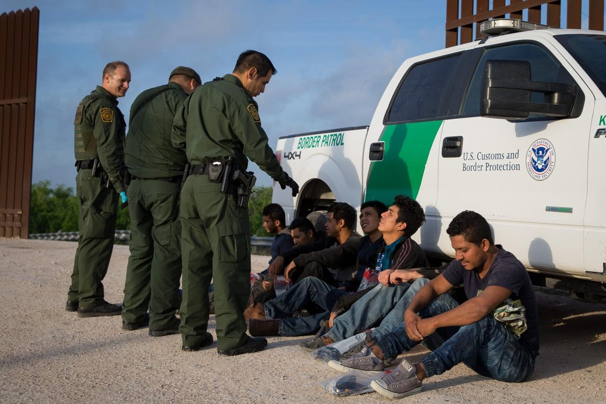 Five immigrants dead after fleeing US border patrol: report