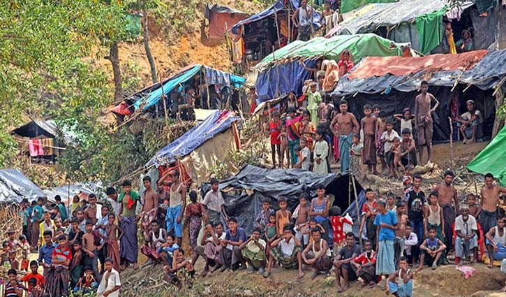 Rohingya leader hacked to death at Balukhali camp