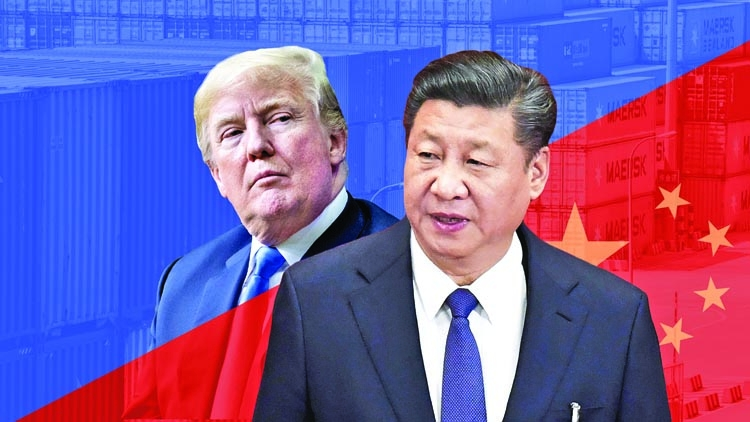Trump threatens extra tariffs  on US$200b of Chinese goods