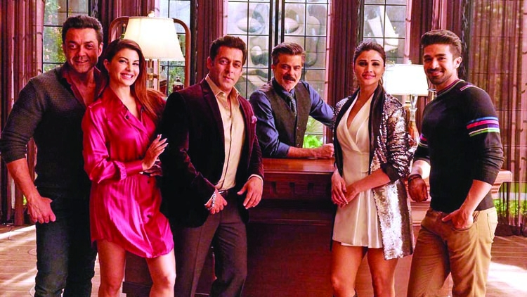 Salman's film makes over 120 crore
