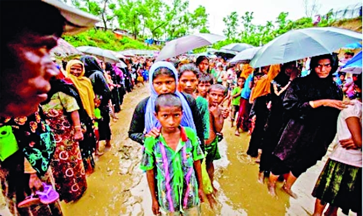 Rohingyas put acute strain on host communities