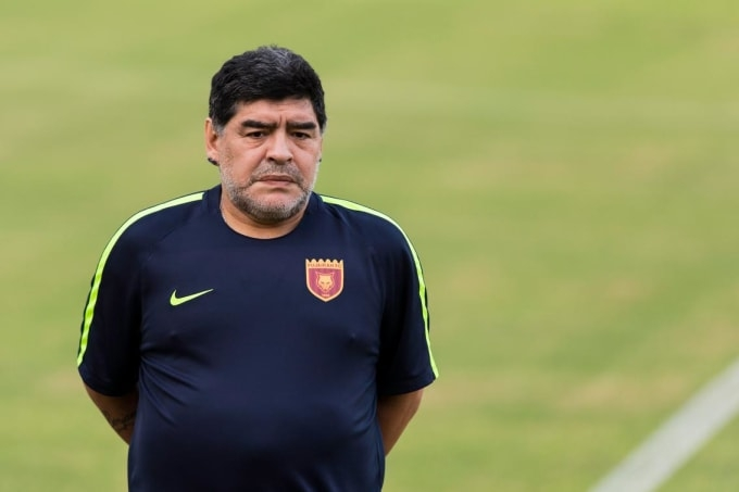 Argentina had 'no fighting spirit', failed as a team: Maradona