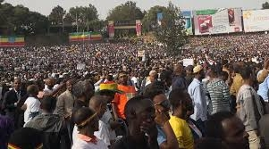 Several people killed as explosion hits Ethiopian PM rally