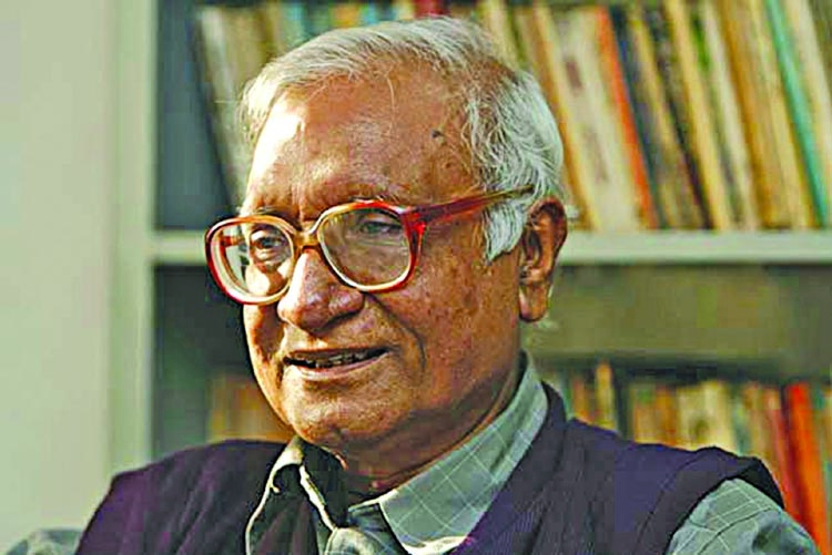 The wisdom of Prof Serajul Islam Choudhury. . .