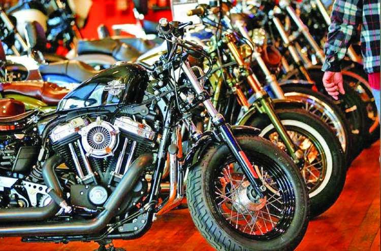 Harley says EU duties could prompt price hikes