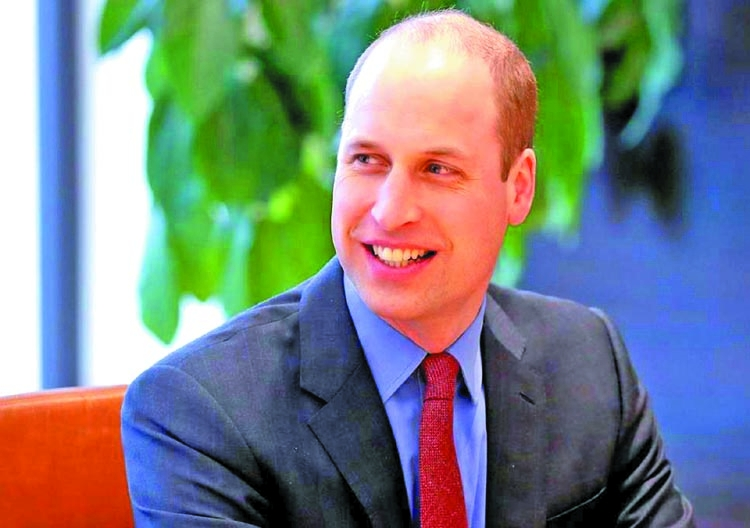 Prince William makes visit to Middle East