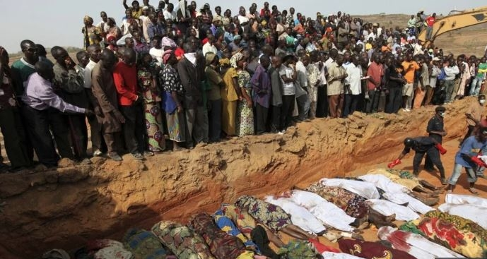 Communal clashes leave 86 dead in Nigeria