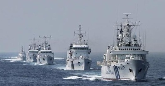 First-ever Coordinated Patrol by India and B'desh Navies on June 27