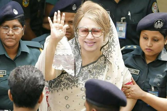 SC order on Khaleda's bail in another Cumilla case Tuesday
